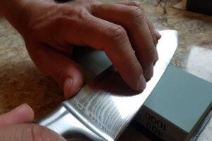 Damastmesser schleifen: Technik, Anleitung & Ausstattung
