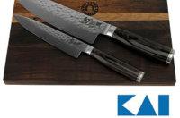 KAI Damastmesser: Eine besondere Marke mit besonderen Modellen