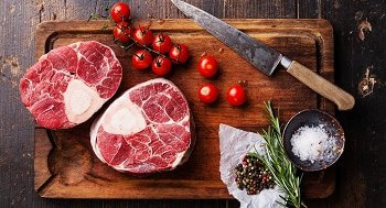 Fleisch richtig schneiden