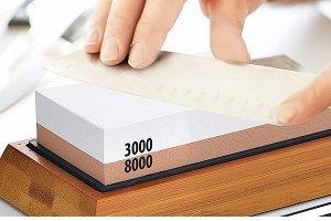 Schleifstein 3000 / 8000: Eigenschaften, Kaufberatung & Modelle