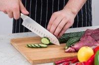 Wiegeschnitt: Technik, Nutzen und empfehlenswerte Messer