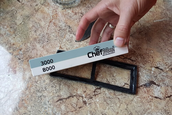 Schleifstein 3000 8000 Chef Me