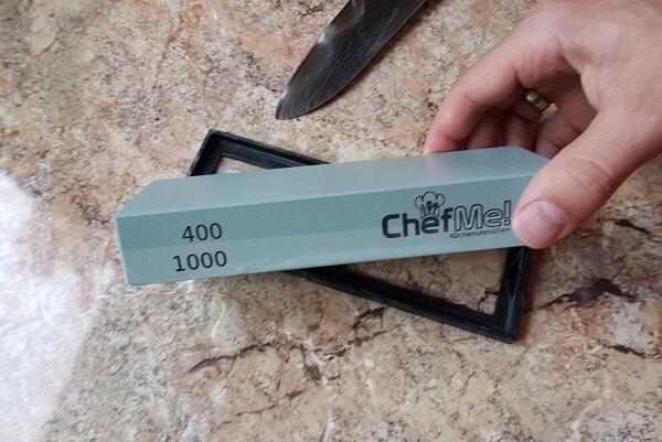 Schleifstein 400 1000 Chef Me