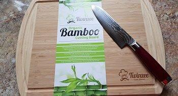 Bambus Schneidebrett Twinzee