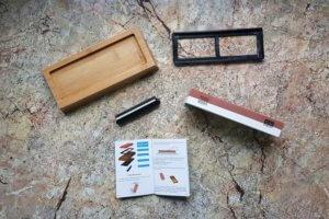Shan Zu Abziehstein 1000/6000 im Test: Der Produktbericht
